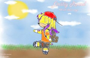 Emily Razed Wallpaper by Vic-the-Mouse