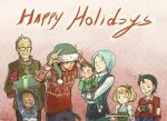 Happy holidays by Ticcy