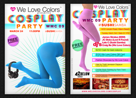 We Love Colors Cosplay Party by ReformationMedia