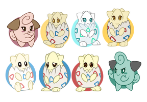 PKMNation- AndreXChamomile Clutch -CLOSED- by Seffiron