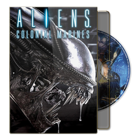 Aliens Colonial Marines by lewamora4ok