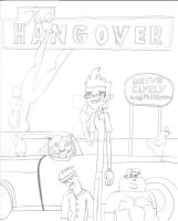 TDP: The Hangover by ArtFan-Afr0canAsura