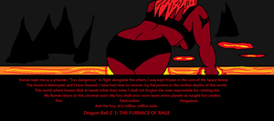 MCM Dragon Ball Z-1: The Furnace of Rage (Teaser) by Microblonde