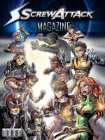 ScrewAttack Magazine Issue 5 by HybridRain