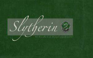 Slytherin by xAllion