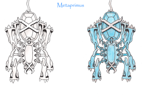 Become A legend: Metaprimus by ginjaninja93