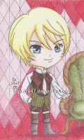 FA::Alois Trancy Chibi by 2947 by 2947
