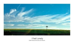 I Feel Lonely by KDEWolf