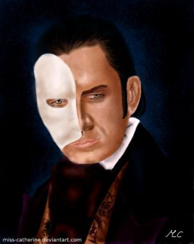 Phantom of the Opera by Miss-Catherine