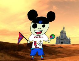 The Happiest Place on... Mars? by Santavez