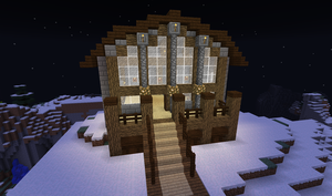 House Build for someone 2 by 8bloodpetals