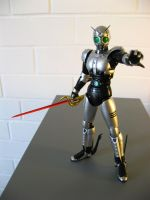 S.H.Figuart Shadowmoon in pose by RiderB0y