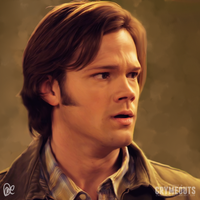 Sam Winchester #1 by crymeouts