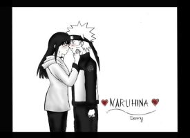 Meant to be:NaruxHina by Hyugaflower