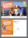 Camp Kroc 2015 Direct Mail by banjoeskimo