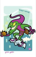 Green Goblin by Montygog