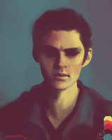 void!Stiles in #15 by Sushi-Arts