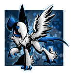 Mega Absol by SilviShinystar