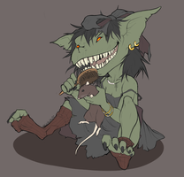 Goblin by Dollicon