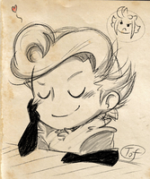 Does that... Ringabel? by Caramelcat123