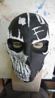 Army Of Two Mask by Psychopat6666