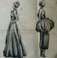 illustration sketches by stephaniemyers