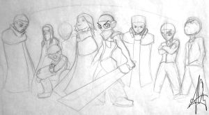 ssf group shotty by madd-sketch