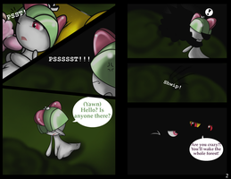 Pokemon Adventures: The Pit pg 2 by The9Tard