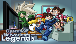 Legends by rongs1234