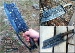 Post Apocalyptic Cleaver. by Neg-319