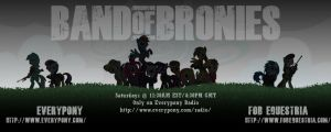 Band of Bronies Ad by Spangladesh