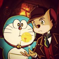 Doraemon and Basil : Doctor who's trouble by doraemonbasil