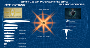 2AW Battle of Klendathu Infographic by EmperorMyric
