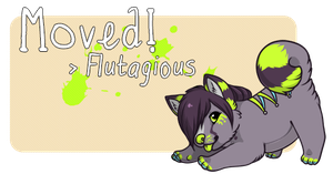 Moved to Flutagious! by Digest