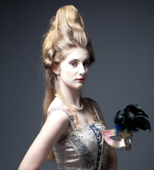 Shooting theme : Marie Antoinette by AliceDModeling