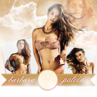 PNG Pack(69) Barbara Palvin by blacktoblackpngs