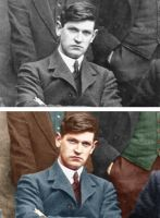 Michael Collins by flclharu