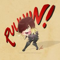 Taeyeon Devil's Cry Chibi by whatever-kathryn