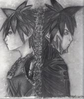 .:Crossed Between Darkness and Light:. by Uso-Chi