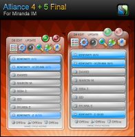 Alliance 4 + 5 Final by Senthine