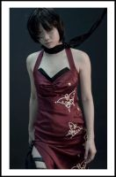 Ada Wong - Silk and Time by rescend