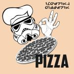 Star Wars Pizza Box by masimage
