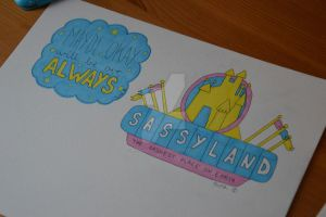 The fault in our stars | Sassyland by MiniBananaFace