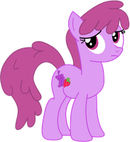 Berry Punch is Sad by PaulySentry