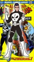 Classic Punisher by RWhitney75