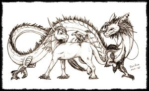 -RQ- The Gang by Dreikaz