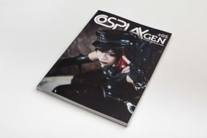 Cosplay GEN 05 Cover by otakumag