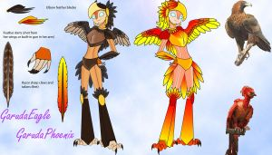 TF: Beast Wars Garuda Profile by Jane-sama