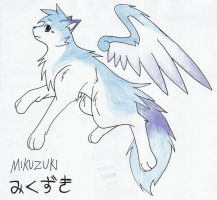 Contest Entry - Mikuzuki by ThatWildMary