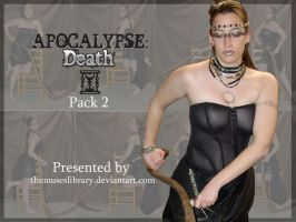 APOCALYPSE: Death PACK 2 by themuseslibrary